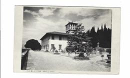 978 - VILLA DELLA PETRAIA VEDUTA DEL GIARDINO - FIRENZE - CARTOLINA DA FOTO 1930 CIRCA - Firenze (Florence)