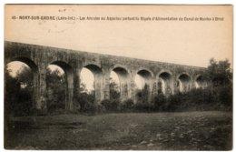 NORT-SUR-ERDRE - Les Arcades Ou Aqueduc Portant La Rigole D'Alimentation Du Canal De Nantes à Brest - Nort Sur Erdre