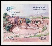Italia / Italy 2017: Vertice G7 A Taormina / G7 Summit In Taormina ** - Monuments