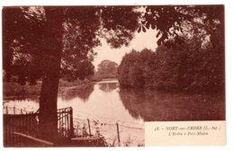 NORT-SUR-ERDRE - L'Erdre à Pont-Mulon - Nort Sur Erdre
