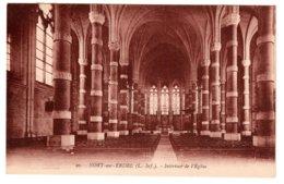 NORT-SUR-ERDRE - Intérieur De L'Eglise - Nort Sur Erdre