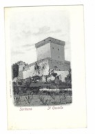 984 - SARTEANO SIENA IL CASTELLO 1930 CIRCA - Siena