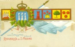 13356 - Repubblica Di San Marino F - Saint-Marin