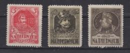 1917 Polonia - POLAND Sellos NA BIEDNYCH - ....-1919 Provisional Government