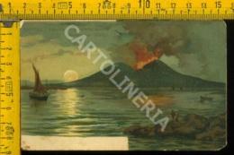 Napoli Vesuvio In Eruzione Novembre 1895 - Napoli