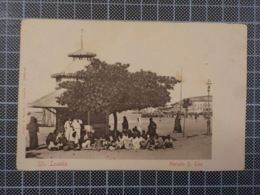 11.654) Angola Africa Portuguesa Luanda Mercado De D. Luis Ed. Osorio & Seabra - Angola