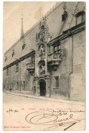 NANCY - Palais Ducal - Dos Non Divisé - Nancy