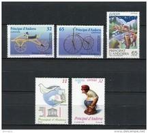 Andorra 1997. Completo ** MNH. - Collezioni