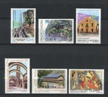 Andorra 2001. Completo ** MNH. - Collezioni