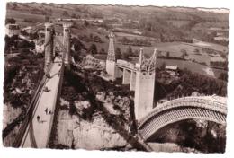 LE PONT DE LA CAILLE - Le Pont Et Le Viaduc En Constrution - Andere Gemeenten