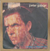 """7"""" Single, Peter Gabriel - Games Without Frontiers - Disco, Pop"""