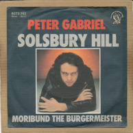 "7"" Single, Peter Gabriel - Solsbury Hill - Disco, Pop"