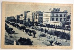 CIVITAVECCHIA VIALE GARIBALDI  1942 - Civitavecchia