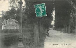 CROSNE - Allée Des Peupliers. - Crosnes (Crosne)