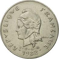 Monnaie, French Polynesia, 50 Francs, 1982, Paris, TTB+, Nickel, KM:13 - French Polynesia