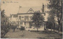 DE Haan - Coq Sur Mer Villa José - De Haan