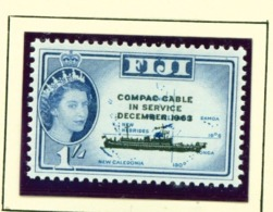 FIJI  -  1963 COMPAC 1s Unmounted/Never Hinged Mint - Fiji (...-1970)