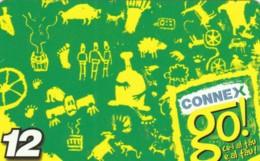 PREPAID PHONE CARD ROMANIA-CONNEX (PK1599 - Romania