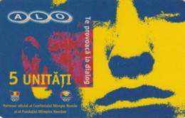 PREPAID PHONE CARD ROMANIA (PK1603 - Romania