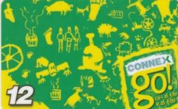 PREPAID PHONE CARD ROMANIA-CONNEX (PK1598 - Romania