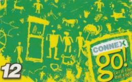 PREPAID PHONE CARD ROMANIA-CONNEX (PK1596 - Romania