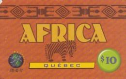 PREPAID PHONE CARD CANADA (PK1590 - Canada