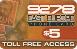PREPAID PHONE CARD STATI UNITI (PK1587 - Andere