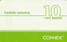 PREPAID PHONE CARD ROMANIA-CONNEX (PK1615 - Romania