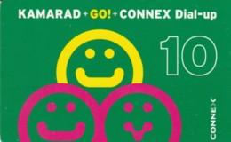 PREPAID PHONE CARD ROMANIA-CONNEX (PK1618 - Romania