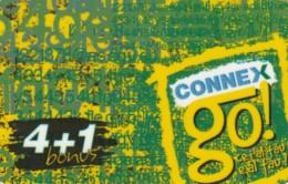 PREPAID PHONE CARD ROMANIA-CONNEX (PK1621 - Romania