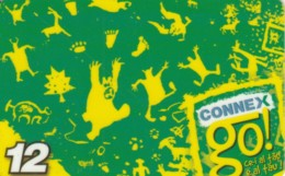 PREPAID PHONE CARD ROMANIA-CONNEX (PK1623 - Romania