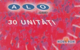 PREPAID PHONE CARD ROMANIA (PK1568 - Romania