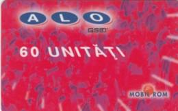 PREPAID PHONE CARD ROMANIA (PK1552 - Romania