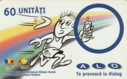 PREPAID PHONE CARD ROMANIA (PK1551 - Romania