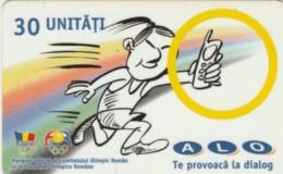 PREPAID PHONE CARD ROMANIA (PK1550 - Romania