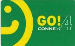 PREPAID PHONE CARD ROMANIA-CONNEX (PK1548 - Romania