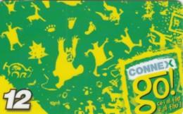PREPAID PHONE CARD ROMANIA-CONNEX (PK1547 - Romania