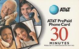 PREPAID PHONE CARD STATI UNITI AT.T. (PK1511 - Verenigde Staten