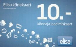 PREPAID PHONE CARD ESTONIA (PK1676 - Estland