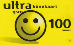 PREPAID PHONE CARD ESTONIA (PK1681 - Estland