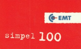 PREPAID PHONE CARD ESTONIA (PK1705 - Estland