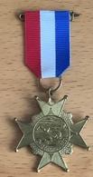 NL.- Medaille Van De ZWEMMERDAAGSE. - Organisaties