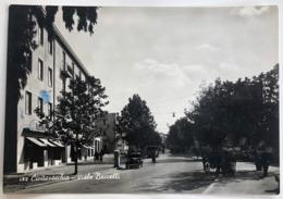 CIVITAVECCHIA VIALE BACCELLI  1956 - Civitavecchia