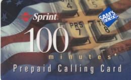 PREPAID PHONE CARD STATI UNITI SPRINT (PK1494 - Verenigde Staten
