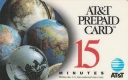 PREPAID PHONE CARD STATI UNITI AT.T. (PK1493 - Verenigde Staten