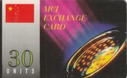 PREPAID PHONE CARD CINA-MCI (PK1471 - Cina