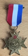 NL.- Medaille Van De ZWEMMERDAAGSE Met 4. - Organizations
