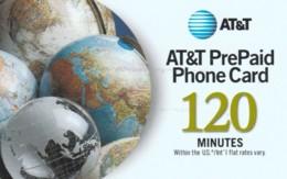 PREPAID PHONE CARD STATI UNITI -AT.T. (PK1338 - Verenigde Staten