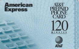 PREPAID PHONE CARD STATI UNITI - AT.T. (PK1388 - Verenigde Staten
