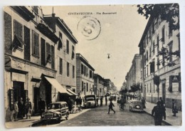 CIVITAVECCHIA VIA BUONARROTI  1954 - Civitavecchia